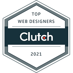Top Web Designers 2021 by Clutch